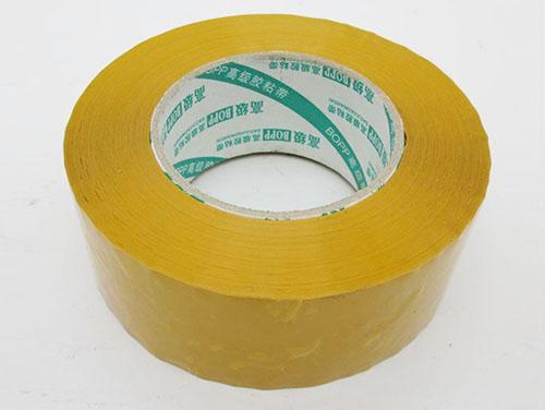 封箱胶带米黄
