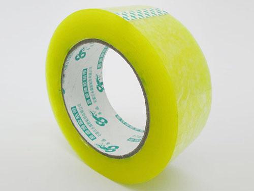 封箱胶带透明黄1